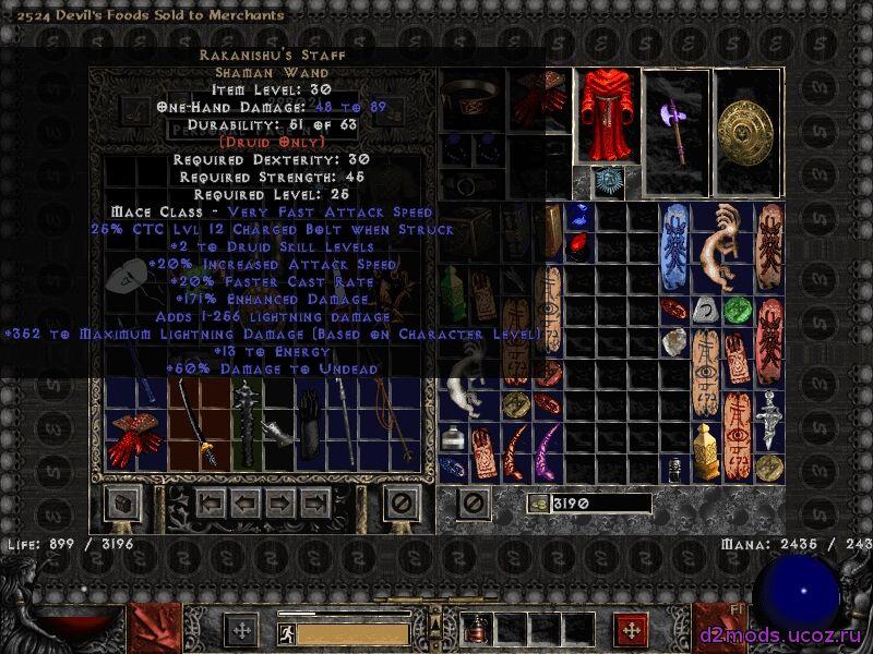 Diablo 2 Eastern Sun Community Patch